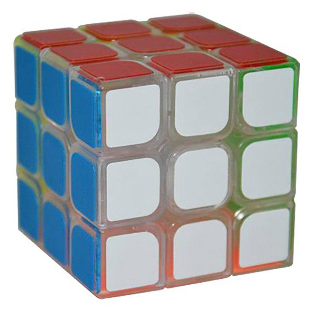 Best YJ Guanglong 57mm 3 x 3 x 3 Smooth Adjustable Lightweight Magic Cube Puzzle Toy for Kids / Adults