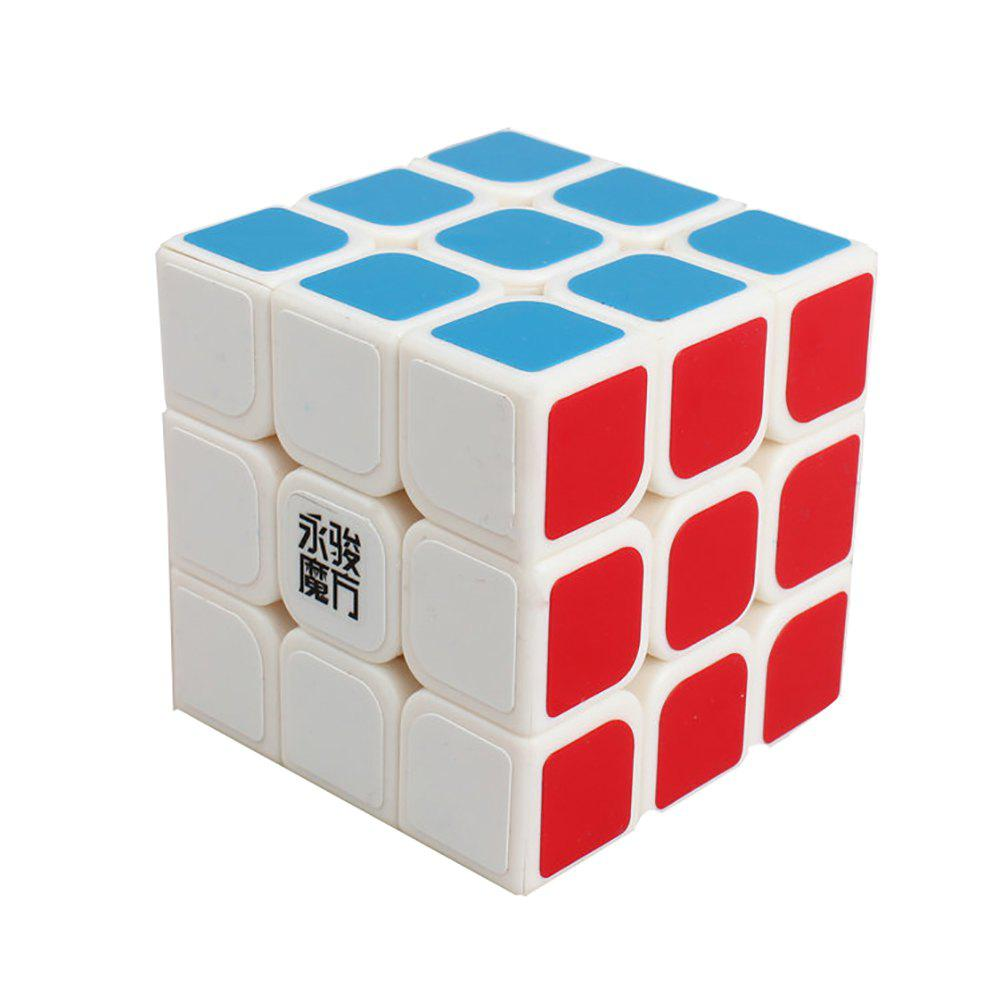 Best YJ Guanglong 57mm 3 x 3 x 3 Smooth Eco-friendly ABS Lightweight Magic Cube Puzzle Toy