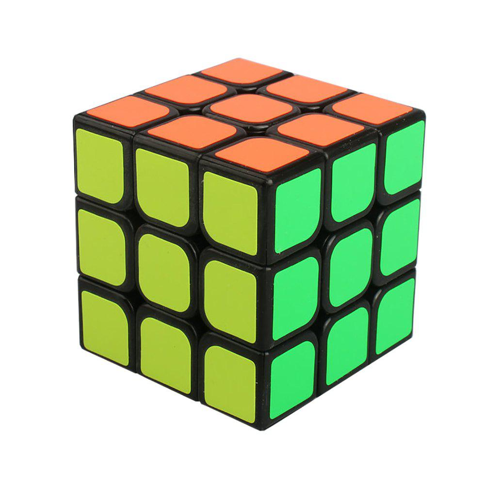 Outfit YJ Guanglong 57mm 3 x 3 x 3 Smooth Eco-friendly ABS Lightweight Magic Cube Puzzle Toy