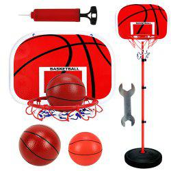 150cm Outdoor Basketball Hoop with Adjustable Height for Children -