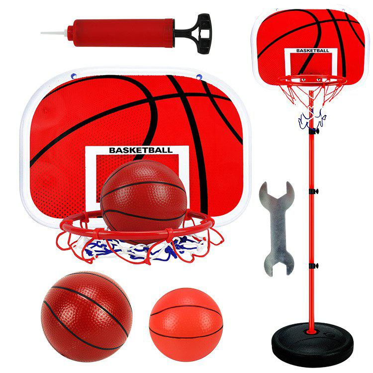 Latest 150cm Outdoor Basketball Hoop with Adjustable Height for Children