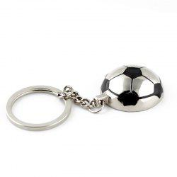 Football Style Key Ring for Decoration -