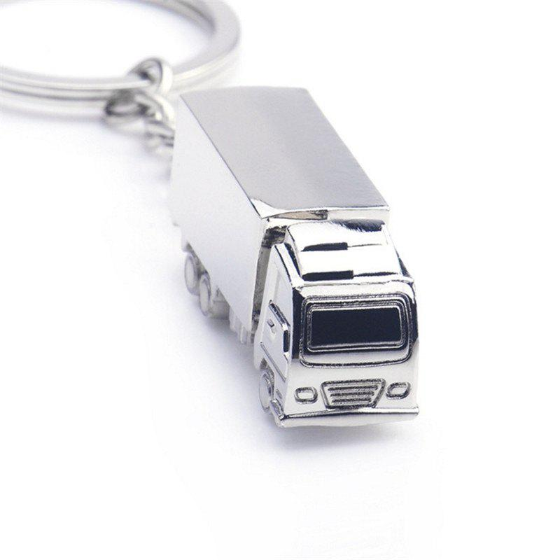 Shops Big Truck Style Key Chain for Decoration