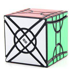 MoYu Fisher Time Wheel Нерегулярный куб Smooth Magic Cube Finger Puzzle Toy -