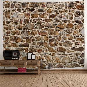 Wall Hanging Decor Stones Wall Print Tapestry -