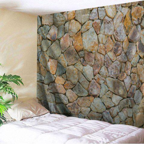 Fancy Wall Hanging Art Decoration Stones Wall Print Tapestry