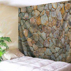 Wall Hanging Art Decoration Stones Wall Print Tapestry -