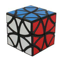 QiYi LanLan Butterfly Curvy Copter Speed Magic Cube Finger Puzzle Toy -