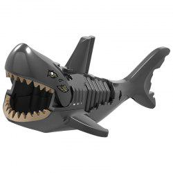 Building Blocks Mini Shark Model Toy for Children -