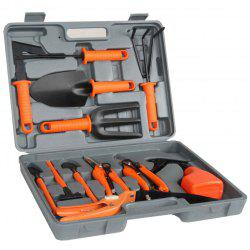 Gardening Fitting Set for Home Flower Plant with Storage Kit -