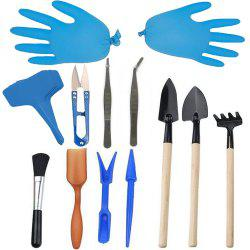 Gardening Tool Combination Set for Succulent Potted Plant -