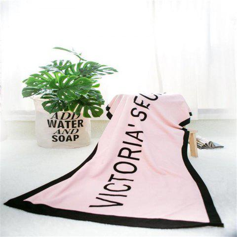 Buy Personalized Letter Microfiber Beach Towel