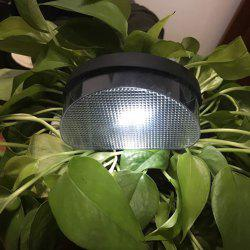 2 LED Outdoor Fence Solar Light Wall Lamp for Garden Decoration -
