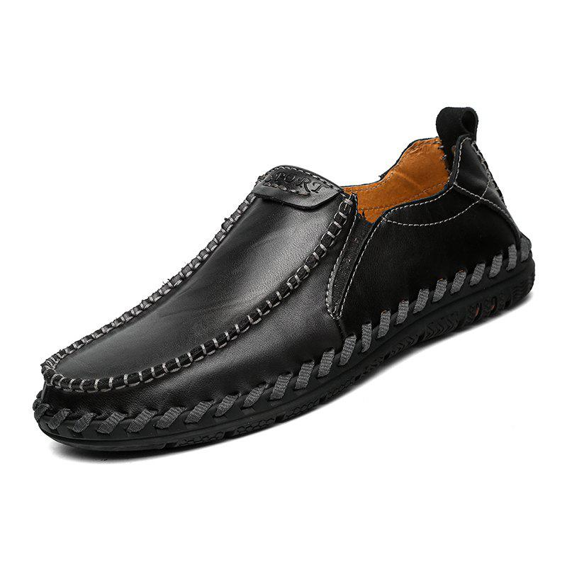 Outfits Comfortable Leather Casual Shoes for Male