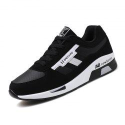 Men Wearable Lace Up Casual Athletic Sports Shoes Sneakers -