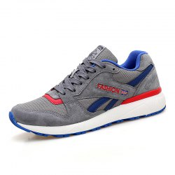 Mesh Fabric Wearable Casual Sports Shoes for Men -