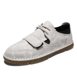 Stylish Outdoor Leather Casual Shoes -