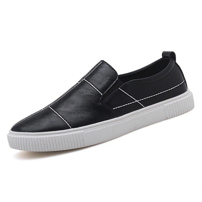 Trendy Stylish Durable Leisure Comfortable Casual Leather Shoes for Men