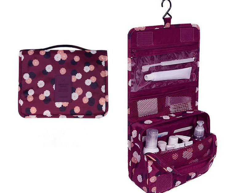 Fancy Multi-function Leisure Traveling Cosmetic Bags
