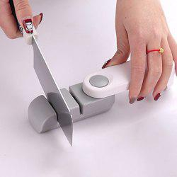 Double Swivel Household Use Knife Sharper -