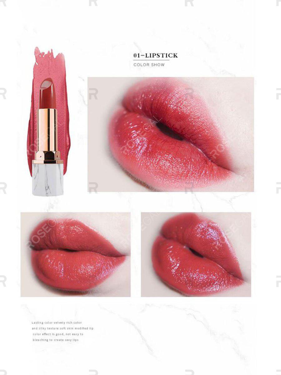 Affordable Waterproof Moisturizing Lipstick Long Lasting Baton Sexy Red Lip Tint Nude Makeup Rouce a Levre Velvet Moisturizing Lipstick
