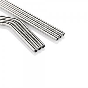 COZZINE Stainless Steel Drinking Straw Set of 8 -