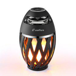 zanflare A1 Flame Bluetooth Speaker Lamp -