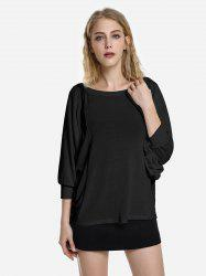 Dolman Sleeve Top -