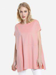 ZAN.STYLE Drop Shoulder Sleeve Top -