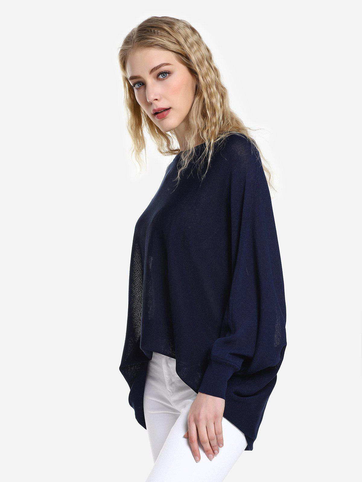 Store Long Sleeve Round Neck Top