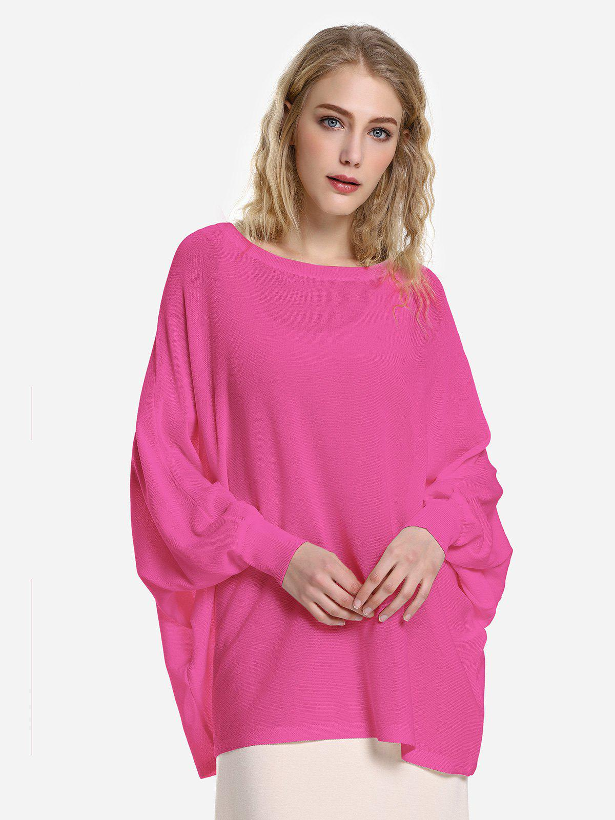 Outfit Long Sleeve Round Neck Top