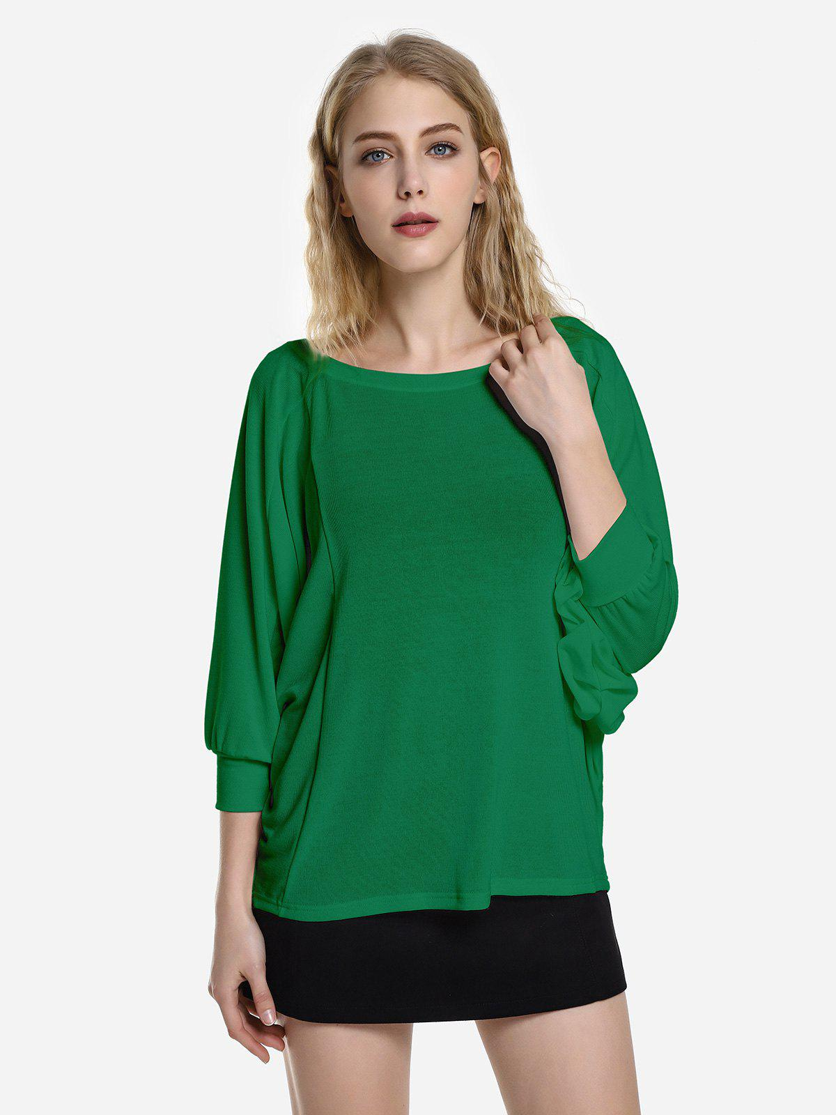 Fashion Dolman Sleeve Top
