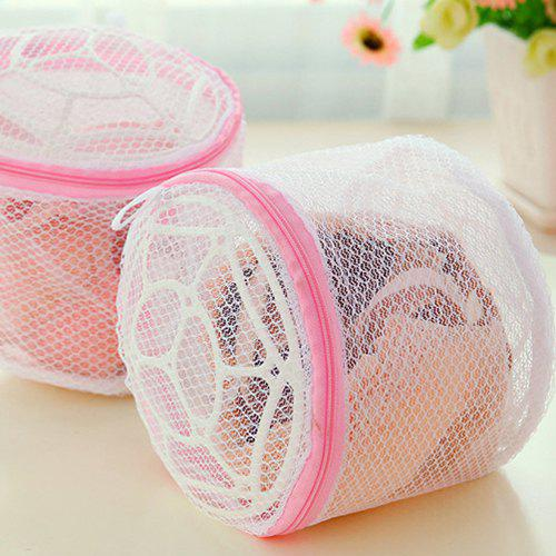 Chic Thick Double-layer Bra Wash Bag Anti-deformation Underwear Cleaning Bag Washing Machine Special Laundry Bag