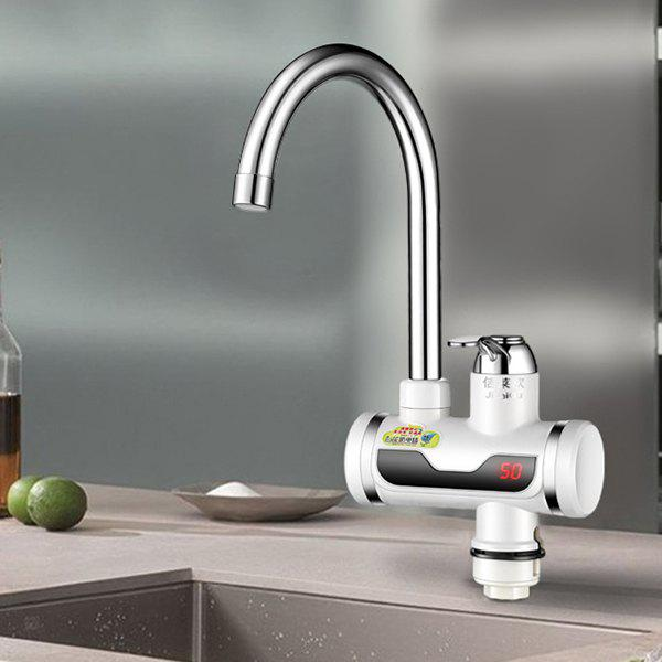 Instant Electric Water Heating Electric Hot Water Faucet Fast Heating Speed Hot Kitchen Treasure Shower