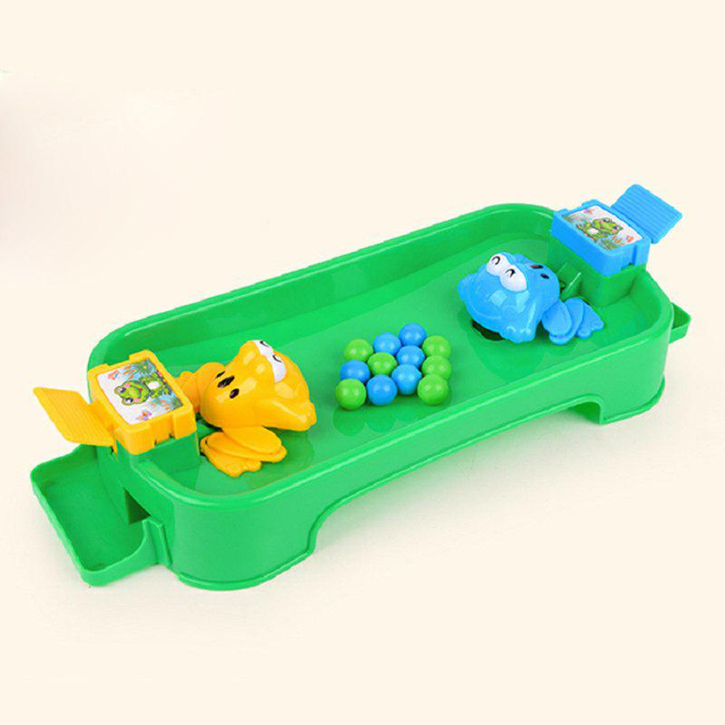 Outfits Frog Grabs Beans Frogs Eat Beans Children Toys Kindergarten Parent-child Interactive Games Educational Toys