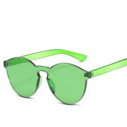 Cat Eye Frameless Sunglasses Retro Glasses Retro Vintage Sunglasses -