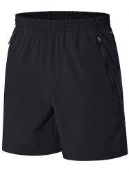 Li-Ning Men Running AT DRY Breathable  Comfort Sports Casual Shorts AKSN119-3 -