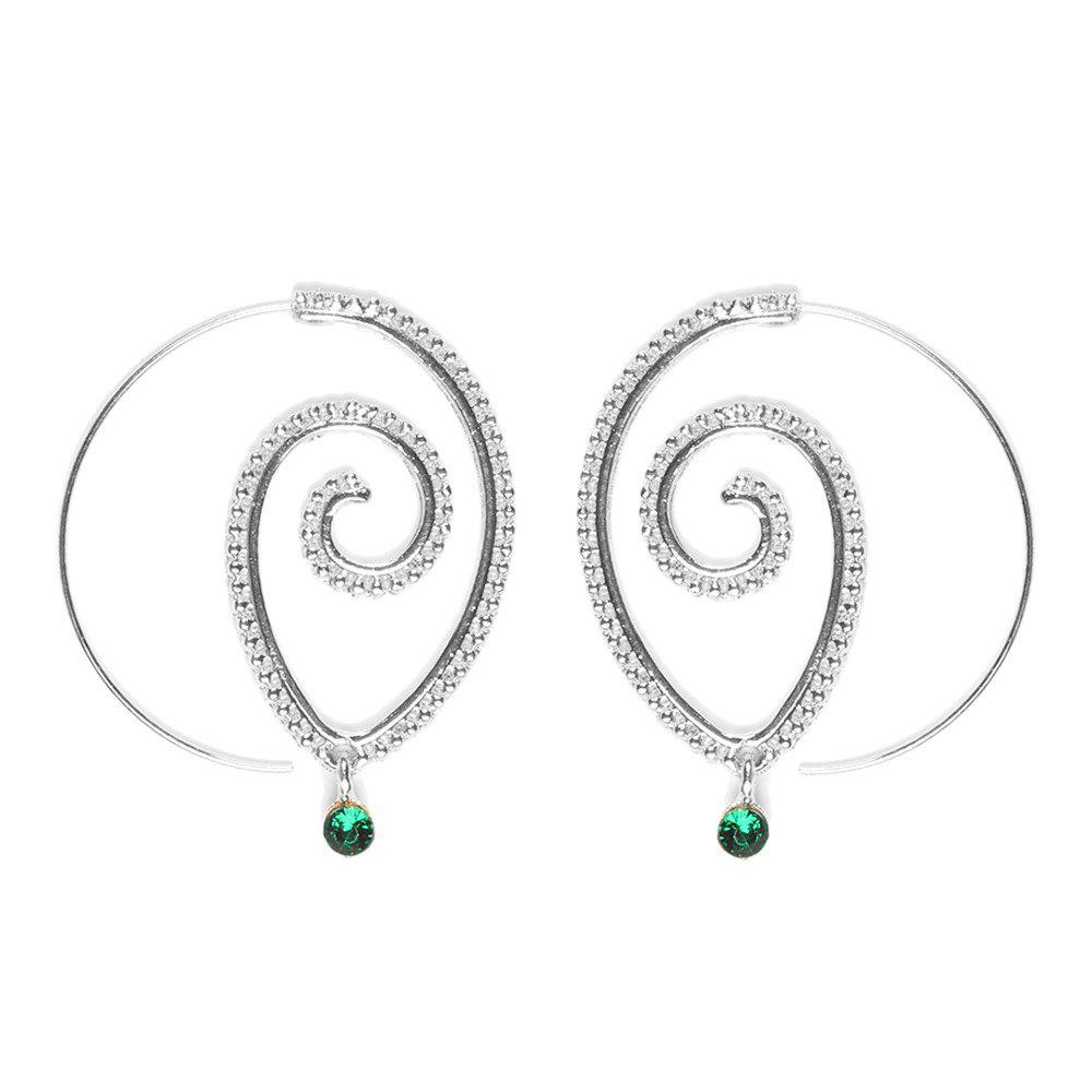 Fashion Hoop Earrings Set Party Jewerly Set Jewerly Gift Big Hoop Earrings Women Girls Wedding Party Jewelery