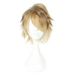 (A3! Act! Addict! Actors! Itaru Chigasaki) Gradient Color Cosplay Wig -