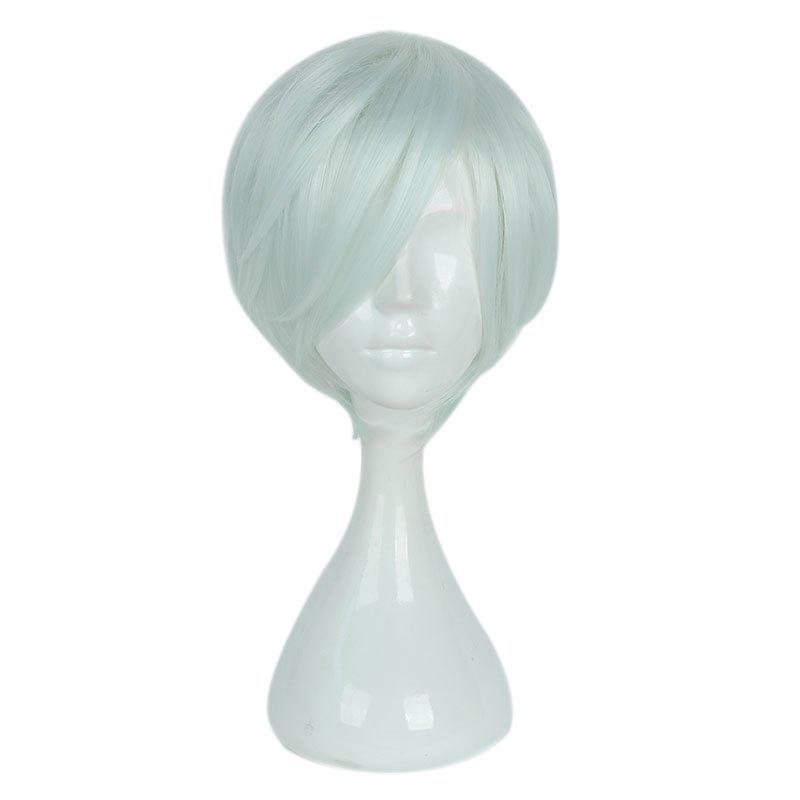 Outfit (A3! Act! Addict! Actors! Hisoka Mikage) Cosplay Wig