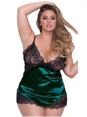 56 Off Adjustable Shoulder Straps Plus Size Babydoll