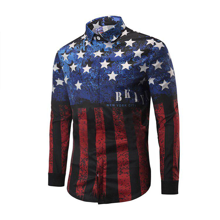 Buy Printing Long Sleeve Shirts CXCY807005#