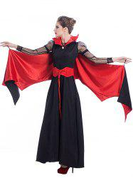 Halloween Vampire Costume Dress For Women -