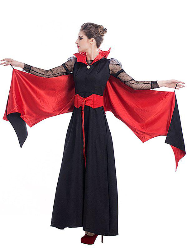 Affordable Halloween Vampire Costume Dress For Women