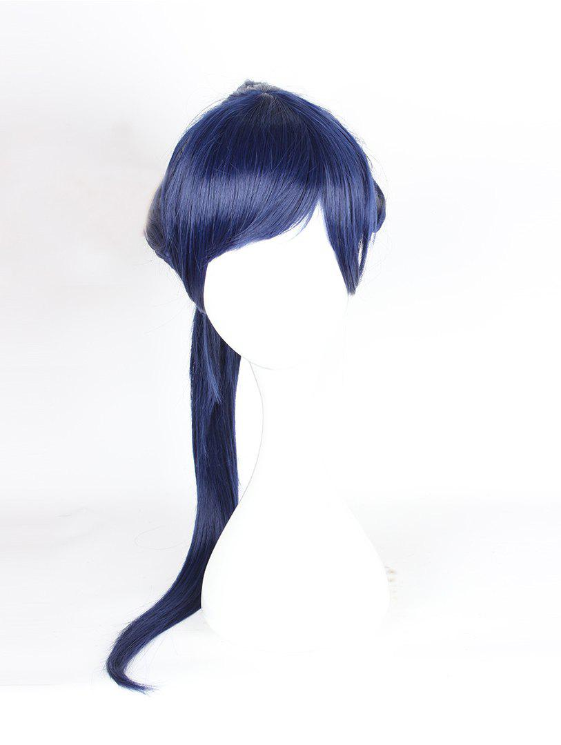 Affordable Women's Long Pony-tail Cosplay Hair Wig Ladies Party Wigs