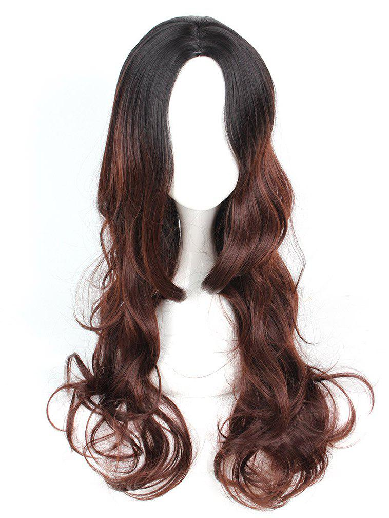 Buy Women's Long Wavy Highlights Hair Wig Party Wigs