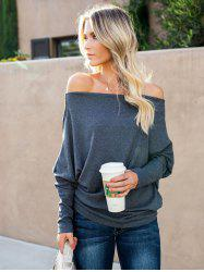 Sexy Off Shoulder Top -