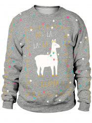 New Style Unisex Funny 3D Print Christmas Sweatshirts -