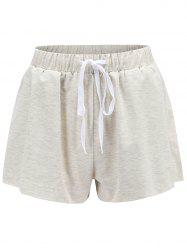 Womens Casual Running Workout Yoga Shorts Sports Fitness Short Pants -