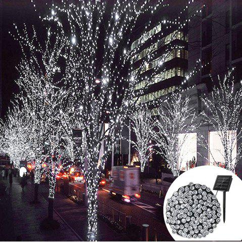 Fancy YWXLight 12M Waterproof Solar String Light for Outdoor Christmas Party Decoration